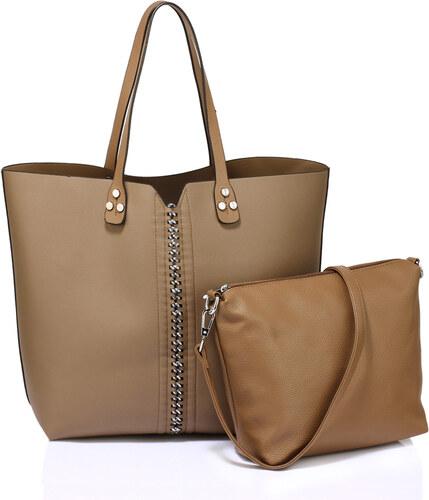 5c05314fead1 Anna Grace Objemná kabelka + kapsička