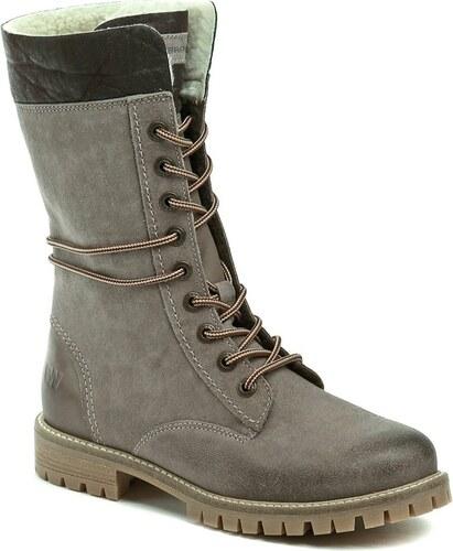 Weinbrenner W2282z31 hnědé dámské zimní boty - Glami.cz 7c221d9db85