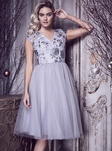 Společenské šaty Chichi London Tatiana - Glami.cz 6fcc83acb9
