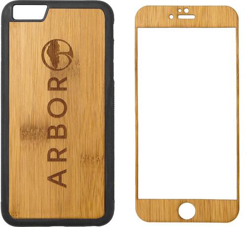 Arbor Arbor Word Mark Iphone 6 6S Plus bamboo - Glami.cz f501c858e60