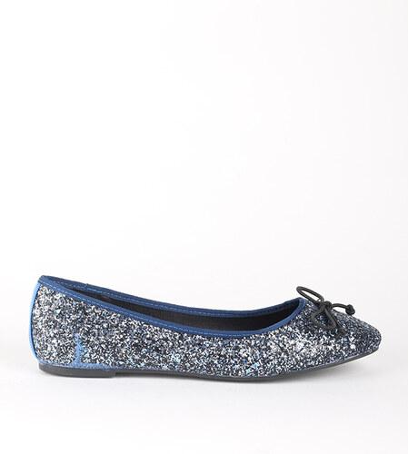 Balerínky Primadonna Calzatura Ballerina Glitter Blue - Glami.sk bae8cd7f7c9