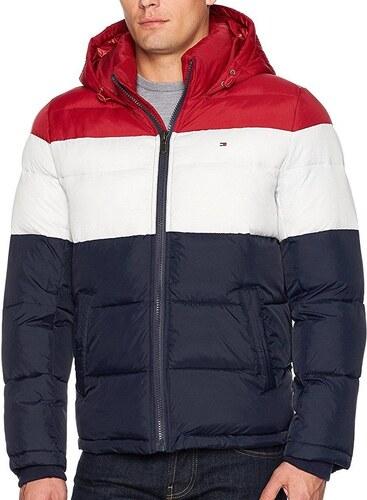 Tommy Hilfiger bunda s kapucí Quilted Puffer - Glami.cz 24e7074931