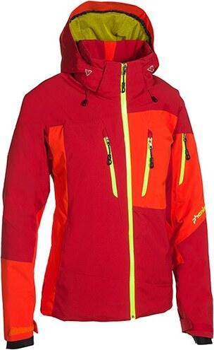 PHENIX - bunda Z Mush II Jacket W dark red Velikost  34 - Glami.sk 6d10d45a1e4