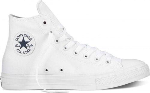 Converse - obuv STR Chuck Taylor All Star II white-navy Velikost  35 ... 3044777e2a2