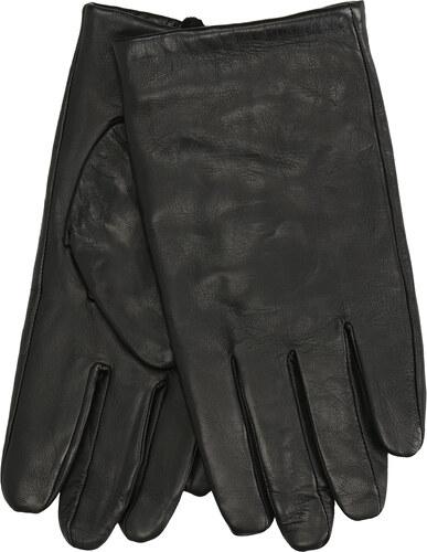 f35e56543 Baťa Kožené černé rukavice - Glami.cz