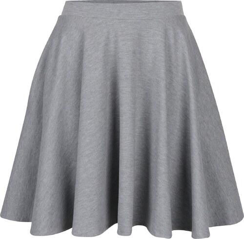 Šedá kolová sukně s kapsami ZOOT - Glami.cz 1bf4ad1231