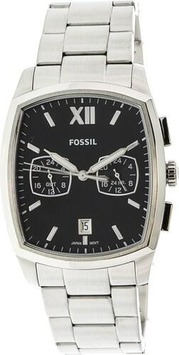 Fossil Férfi Karóra Knox Dual Time FS5358 Silver Stainless-Steel Japanese  Quartz Fashion 07a5bcc4e2