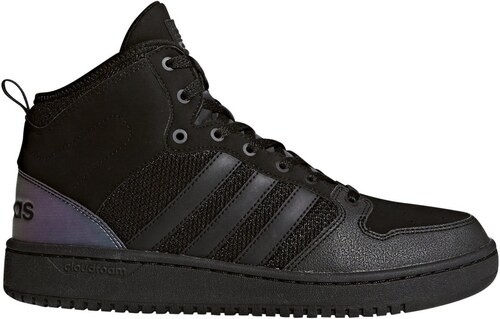 Pánská Zimní obuv adidas Performance CF HOOPS MID WTR CBLACK CBLACK UTIBLK 9a06f125c1