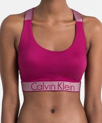 4a9eef07143 Calvin Klein podprsenka QF4053E růžová
