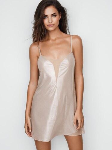 17174911ece Victoria s Secret dámská noční košile Shine - Glami.cz