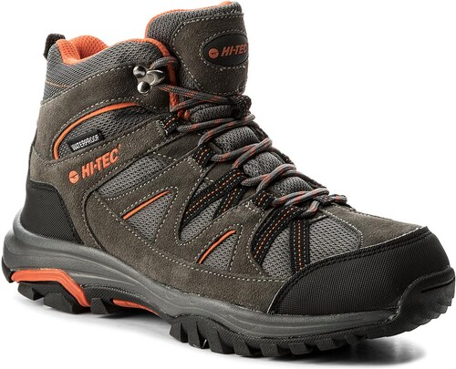 5fe6c1a94c4 -35% Trekingová obuv HI-TEC - Raposo Mid Wp AVSAW17-HT-01 Dark Grey