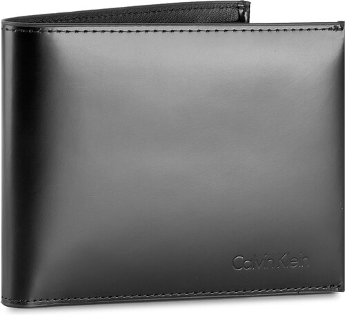 4169455665 Nagy férfi pénztárca CALVIN KLEIN - Spazzolatto Leather Billfold K50K503491  001