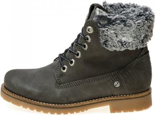 Wrangler dámská kotníčková obuv Creek Alaska 38 šedá - Glami.cz ad172923eb