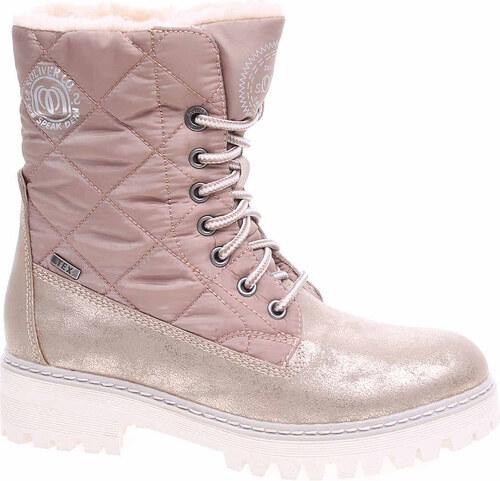 c21ab44926 Dámská kotníková obuv s.Oliver 5-26250-39 rose metallic 5-5-26250-39 ...