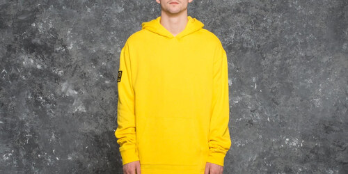 PUMA x XO Oversize Hood Cyber Yellow - Glami.sk 0f3180ffe99
