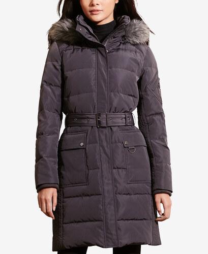 Dámská péřová bunda Ralph Lauren Puffer Coat - Glami.sk ffd5379bd48
