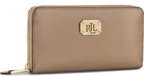 d246e5bbc0 Nagy női pénztárca LAUREN RALPH LAUREN - Newbury 432600074032 Cream ...