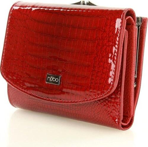 d236095332 NOBO Dámska elegantná lakovaná peňaženka (Np0020b) - Glami.sk