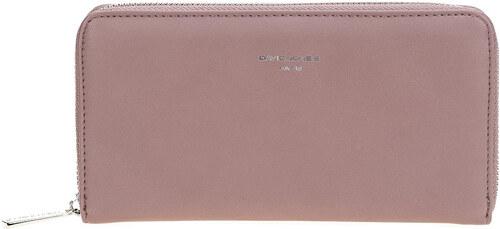 847aeb676339 David Jones Dámska elegantná peňaženka D. Pink P052-510 - Glami.sk