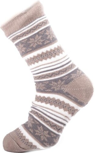 Afrodit Teplé pánské zimní ponožky Tony krémové 39-42 - Glami.cz ac62a80187