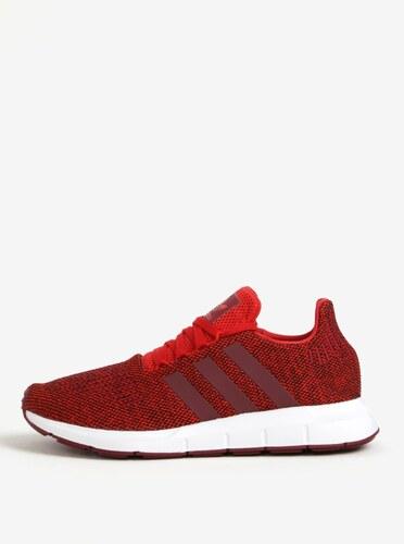Červené pánske tenisky adidas Originals Swift Run - Glami.sk b0d53dcdbf9