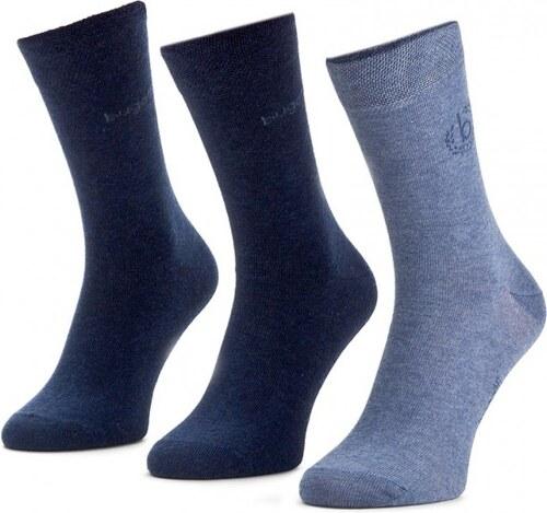Pánske ponožky Bugatti Icon Box (3 páry) - Glami.sk 208e17bde5
