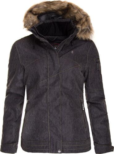 ebd0972c61 Zimní bunda dámská Rehall JESSIE-R-fur blue denim - Glami.sk