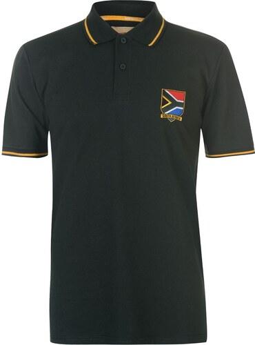 080bf13c97d Polokošeľa Team Rugby South Africa Rugby Polo Shirt Mens - Glami.sk