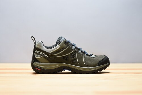 Dámská Treková obuv Salomon ELLIPSE 2 LTR W SHADOW Beluga  shadow beluga  ef6f3d331ed