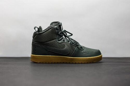 51528ad5ff5 Pánská Zimní obuv Nike COURT BOROUGH MID WINTER OUTDOOR GREEN OUTDOOR GREEN- BL