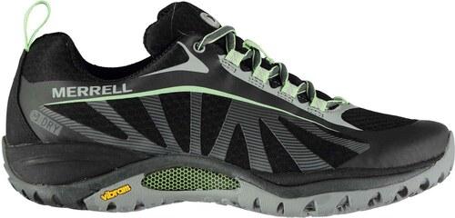 boty Merrell Siren Edge Waterproof dámské Walking Shoes Black Paradise 9854024e159