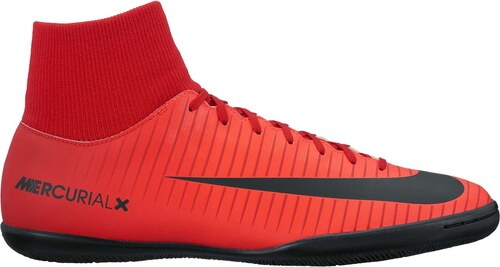Nike Mercurial Victory DF pánské sálové kopačky Red Black - Glami.cz 8a02a9886b