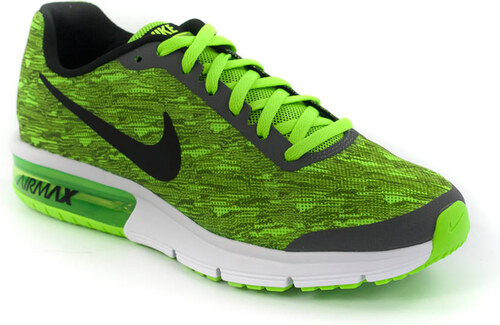 87f12cde8c Nike Air Max Sequent Print Gs Junior Fiú Futó Cipő - Glami.hu