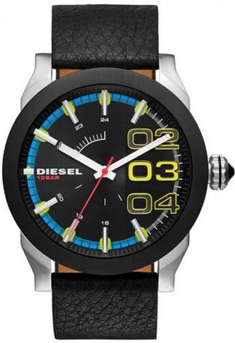 Hodinky z ušľachtilej ocele Diesel - Glami.sk bc06bc28380