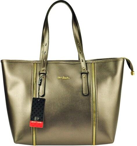Kožená kabelka dámská Pierre Cardin FRZ 1537 LUREX - Glami.cz b0776a2b7d5