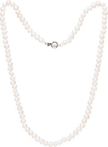 640c560fe Buka Jewelry Buka Perlový náhrdelník Mutiara mini – bílá 710 - Glami.cz