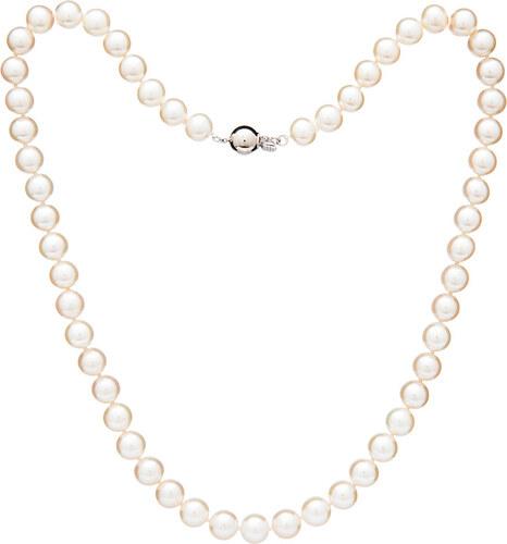 81b7c92b1 -9% Buka Jewelry Buka Perlový náhrdelník Mutiara 7,5 AA bílý 50 cm 711 711.1