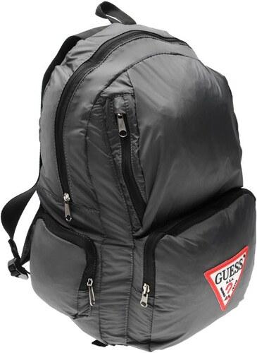 80d3def3c93 Batoh Guess Backpack Šedý - Glami.sk