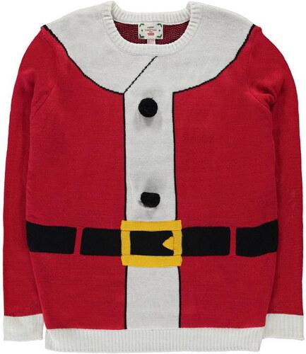 D555 Santa 3D férfi karácsonyi pulóver - Glami.hu 6ca445e802