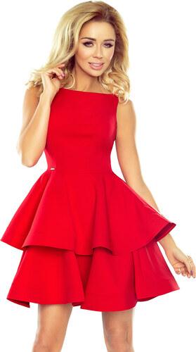 Šaty dámské NUMOCO 169 1 red - Glami.sk 6046d7efc04