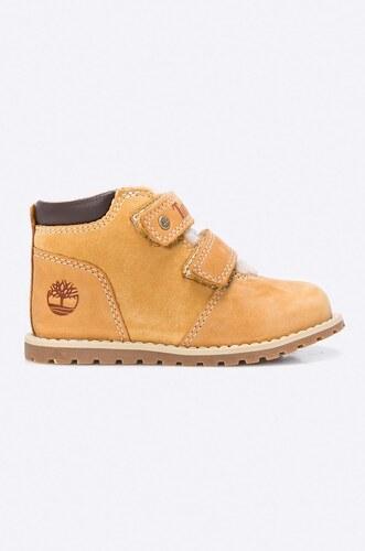 Timberland - Detské topánky Pokey Pine Warm Lined H L - Glami.sk f7390de559