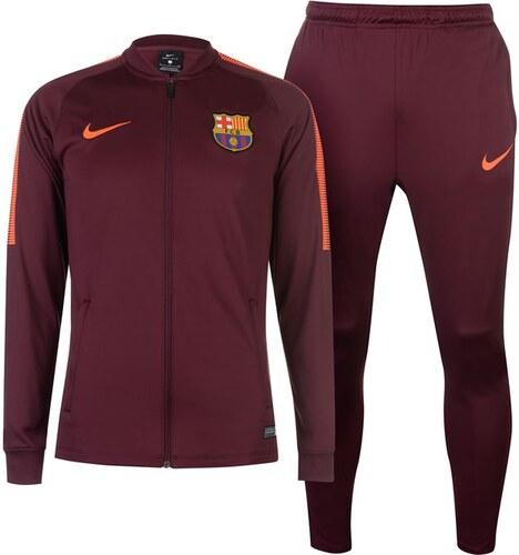 Nike FC Barcelona Squad Tracksuit Mens - Glami.sk a3515fd33e11c