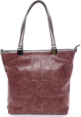 72b321e8fc Elegantnní značková kabelka do ruky i přes rameno Karen Suzi ...