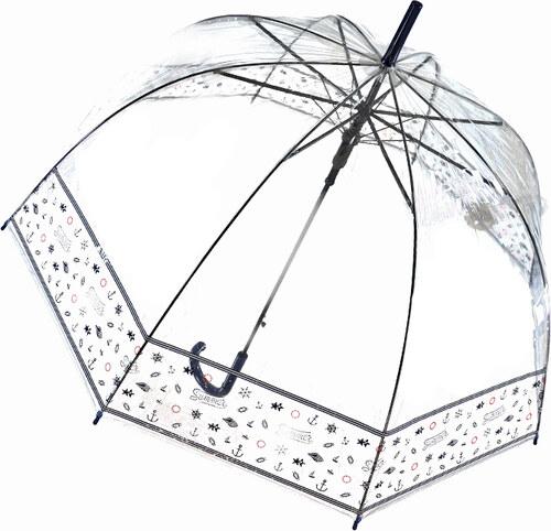 Tom Átlátszó esernyő Summer Navy - Glami.hu 76a83caf8d