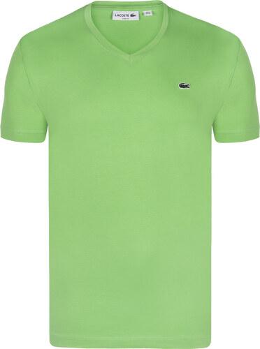 Pistáciové elegantní tričko od Lacoste - Glami.cz afa7633bfea