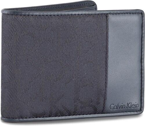582eb0a562 Nagy férfi pénztárca CALVIN KLEIN BLACK LABEL - Power Logo Billfold  K50K502199 000