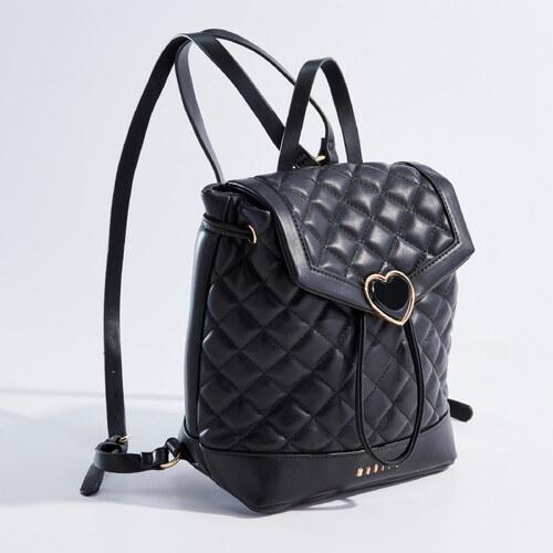 6e185fd05d2 Mohito - Prešívaný mini ruksak - Čierna - Glami.sk