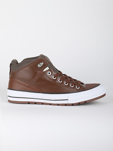 33e87546176 Boty Converse Chuck Taylor All Star Street Boot HI - Glami.cz