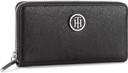 Nagy női pénztárca TOMMY HILFIGER - Th Core Lrg Za Wallet AW0AW04892 ... f8133f2f9b