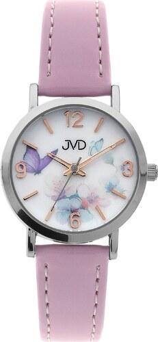 51a6ffcba0d Dětské dívčí přehledné náramkové hodinky JVD J7184.6 - Glami.cz